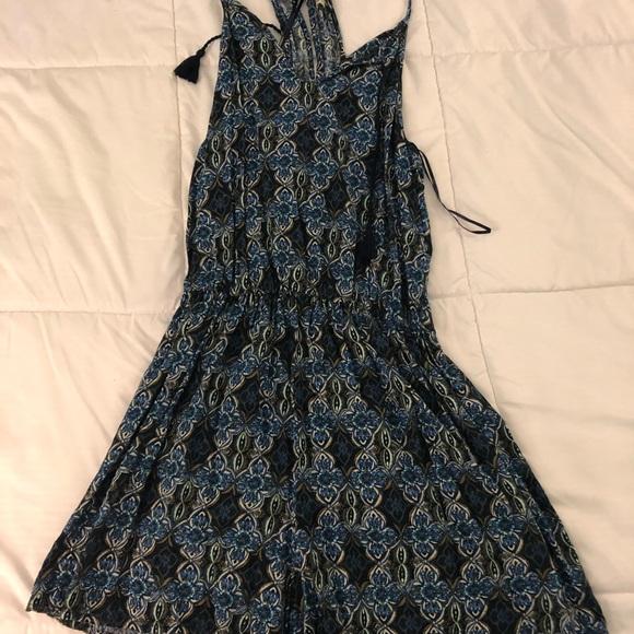 Hollister Dresses & Skirts - HOLLISTER FLORAL ROMPER